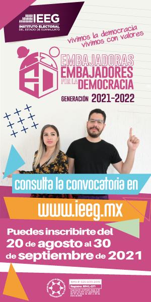 DEMOCRACIA IEEG