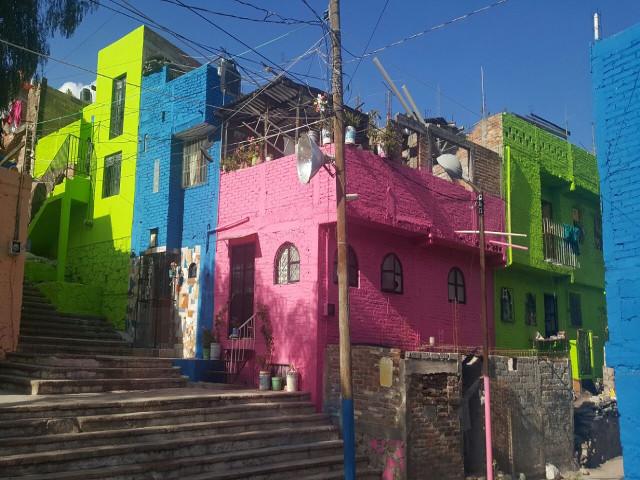 Se reanuda el programa Pinta tu entorno en Guanajuato capital (1)