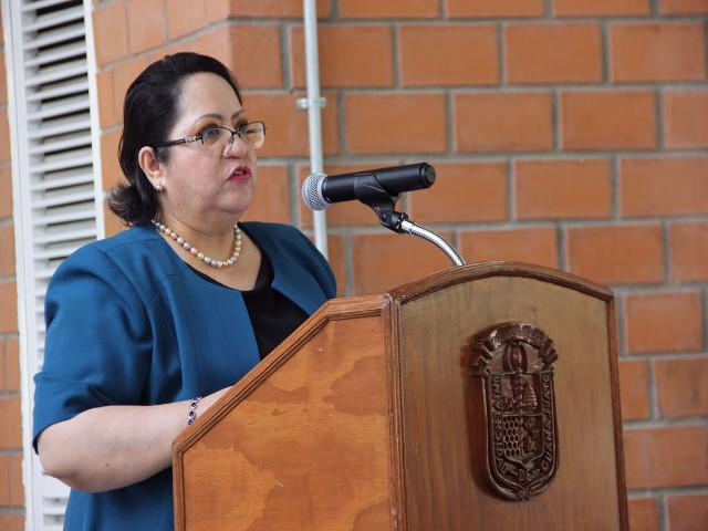 Mensaje de la Dra. Teresita Rendón Huerta