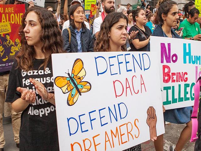 La insistencia de expulsar del país a estos miles de estudiantes viene desde 2017