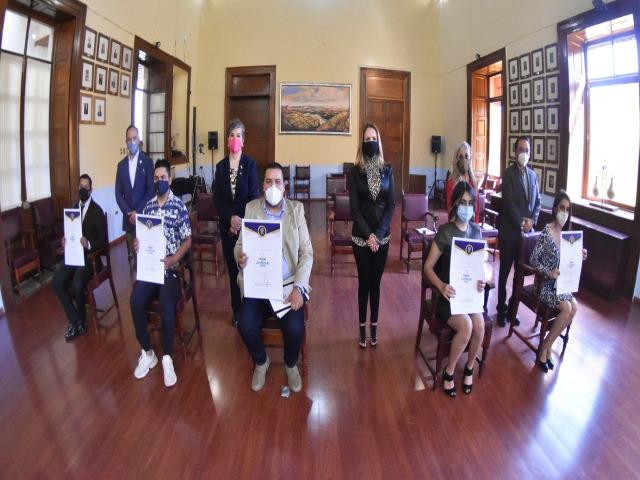 Entregan el Premio Juventud 2020 en Guanajuato Capital 5