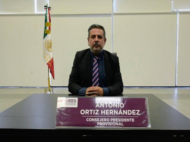 Antonio Ortiz IEEG